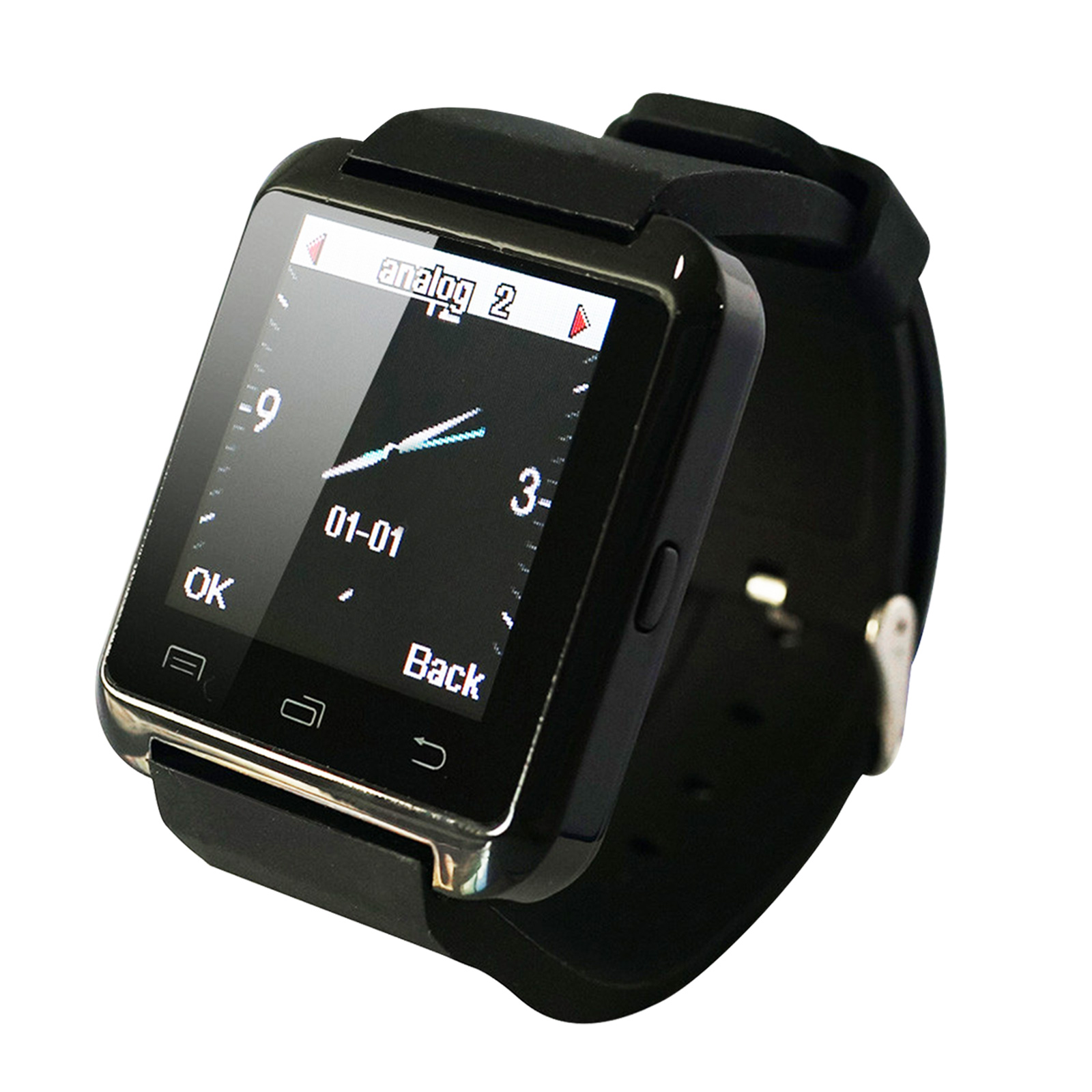 Bluetooth U8 Smart Wrist Watch Phone Mate For Samsung LG Sony
