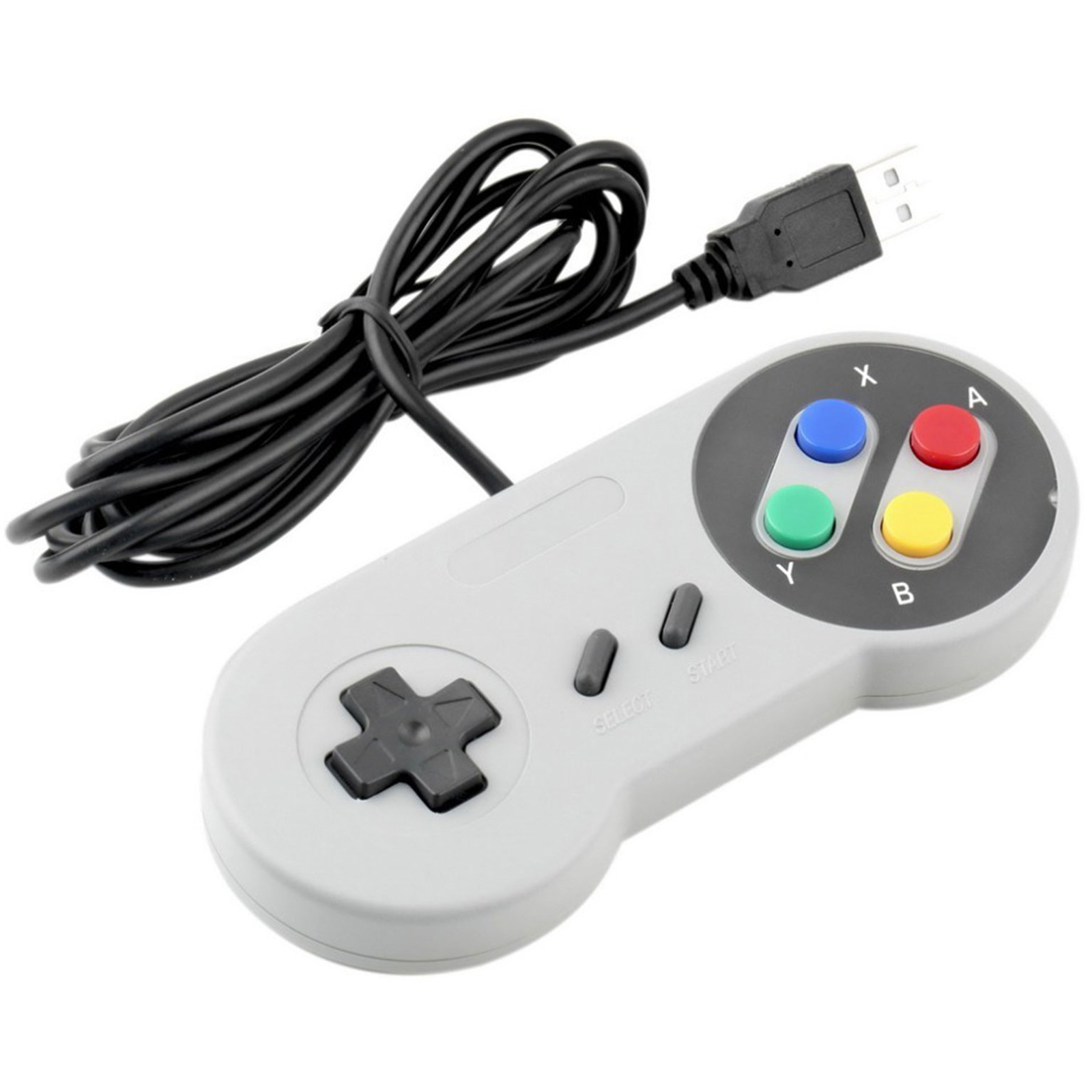 Retro Game USB Wired  Joystick  For Windows PC Mac